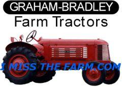 GRAHAM BRADLEY TRACTORS TEE SHIRT