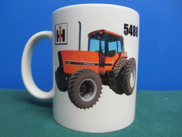 Ih 5488 4x4 Tractor Coffee Muginternational Harvestorih5488
