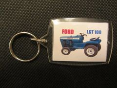 FORD LGT 100 KEYCHAIN