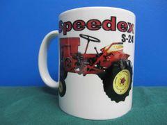 SPEEDEX S-24 COFFEE MUG