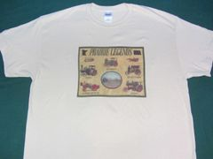 PRAIRIE LEGENDS TRACTOR TEE SHIRT