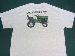 OLIVER 125 Garden Tractor Tee Shirt