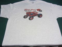 WHEEL HORSE RIDE AWAY SENIOR TEE SHIRT