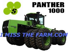 STEIGER PANTHER 1000 COFFEE MUG