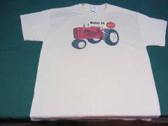 MASSEY HARRIS 44 LP NF TEE SHIRT