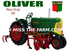 OLIVER RC 88 WITH CULTIVATORS TEE SHIRT