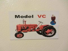 CASE VC Fridge/toolbox magnet