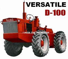 VERSATILE D-100 TEE SHIRT