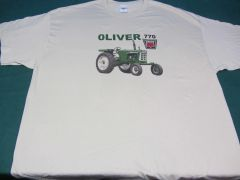 OLIVER 770 WF TEE SHIRT