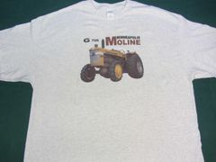 MINNEAPOLIS MOLINE G706 TEE SHIRT
