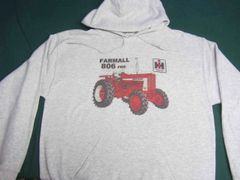 FARMALL 806 FWD HOODED SWEATSHIRT