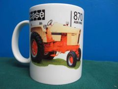CASE 870 (open station) COFFEE MUG