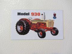 CASE 930STD Fridge/toolbox magnet