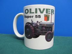 OLIVER SUPER 55 COFFEE MUG