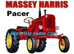 MASSEY HARRIS PACER TEE SHIRT