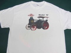 RUMELY G TEE SHIRT
