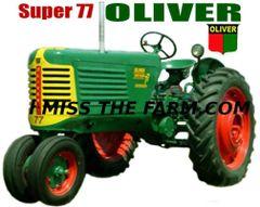 OLIVER SUPER 77 TEE SHIRT