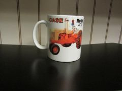 CASE 400 COFFEE MUG
