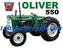 OLIVER 550 (image #1) SWEATSHIRT