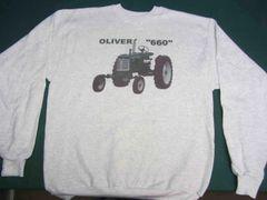 OLIVER 660 SWEATSHIRT
