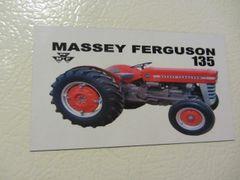 MASSEY FERGUSON 135 Fridge/toolbox magnet