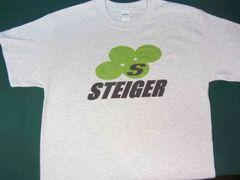 STEIGER LOGO TEE SHIRT