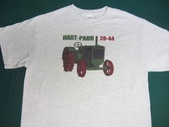 HART PARR 28-44 tee shirt