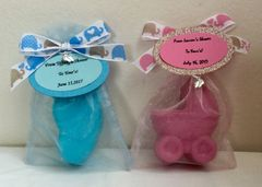 Baby Shower Favor Soaps