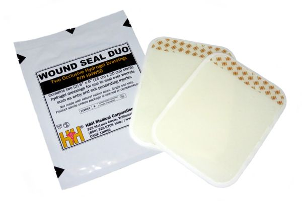 H&H Wound Seal Duo