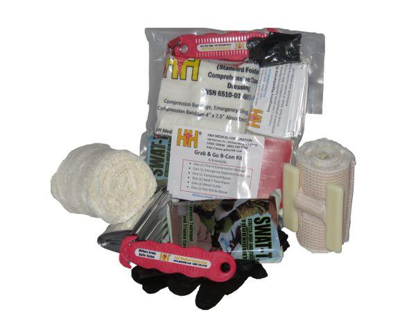 H&H Grab & Go Bleeding Control Kit