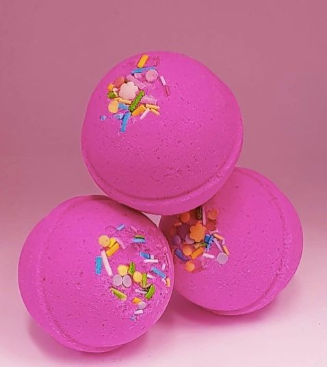 Bubbletastic Unicorn Bath Bomb