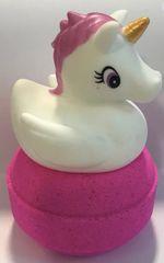 Bubbletastic Unicorn Duck Bath Bomb