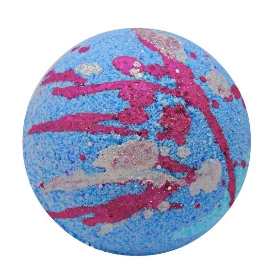 Deep Space Nebula Deluxe Fizzy Bath Bomb