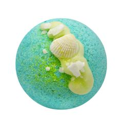Bleached Sand Deluxe Fizzy Bath Bomb