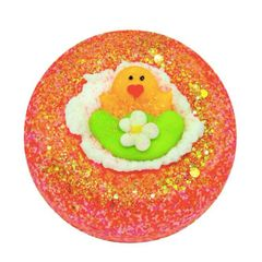 Just Us Chickens Fizzy Bath Donut