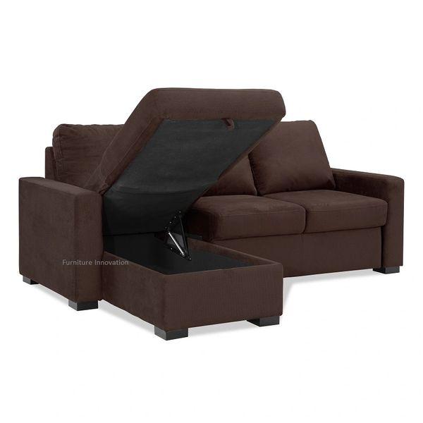 chester storage sleeper sofa san francisco furniture outlet modern l custom upholsterary. Black Bedroom Furniture Sets. Home Design Ideas