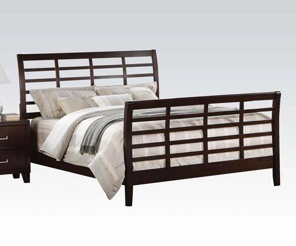 California King Bed Frame San Francisco Furniture Outlet Modern L
