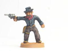 Human Cowboy - Frank Lisser