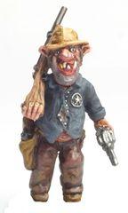Half Orc Sheriff - Bob Downe