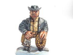 Dwarf Cowboy No. 6 - Duke '12 Dead' Elliot