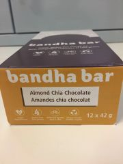 Almond Chia Chocolate - 12 Pack