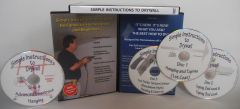 """ Simple Instructions to Drywall "" By Mark Orvik (wholesale)"