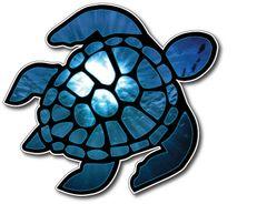 Sea Turtle Decal Sticker Vinyl 3M Car Truck Laptop Ocean Beach window