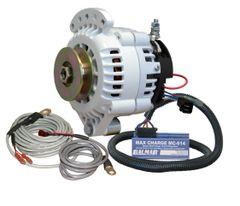 Balmar 6-Series Alternator + MC-614 & Temp Sensors - Starting At: