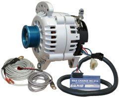 Balmar 6-Series Alternator + MC-614 Yanmar Kit - Starting At:
