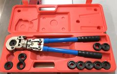 **Testing Sample** 6 Ton Battery Lug Crimp Tool
