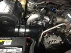 "4"" Intake Setup for K47 Airbox"