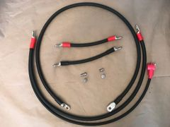 H1 HUMMER HUMVEE BATTERY CABLE SET 1994-2006