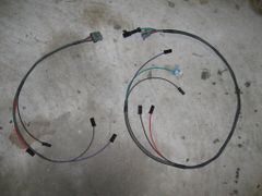 H1 HUMMER HUMVEE 6.5 TD GLOW PLUG HARNESS NEW STYLE, IMPROVED!!!