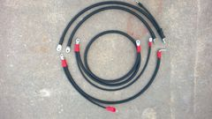 CHEVROLET/GMC 6.5 TURBO DIESEL 2/0 BATTERY CABLES